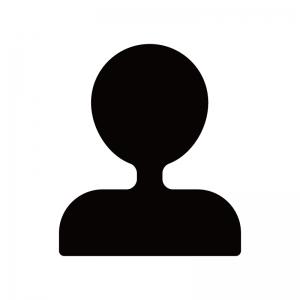 人物の白黒シルエット 無料のaipng白黒シルエットイラスト