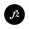 フォルツァンドの白黒シルエットイラスト02