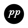ピアニッシモの白黒シルエットイラスト02