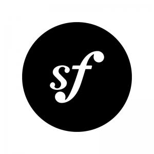 スフォルツァートの白黒シルエットイラスト02