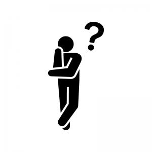 「考える人 フリー素材」の画像検索結果