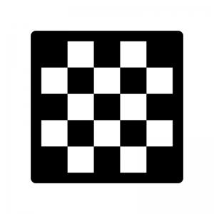 透過ファイルの白黒シルエットイラスト02